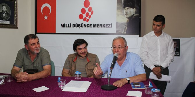 Mustafa Kafalı hoca için toplandılar