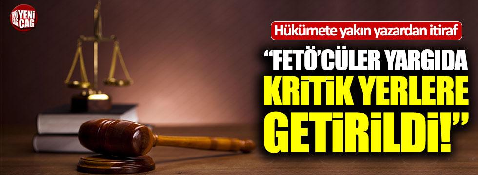 """Sabah yazarı Dilek Güngör: """"FETÖ'cüler yargıda kritik yerlere getirildi"""""""