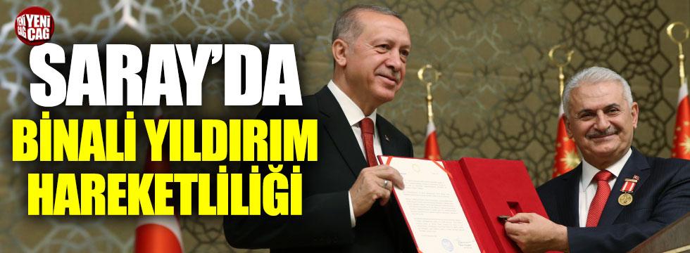 AKP'de Binali Yıldırım hareketliliği