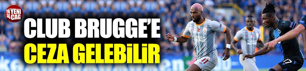 Club Brugge'e ceza gelebilir