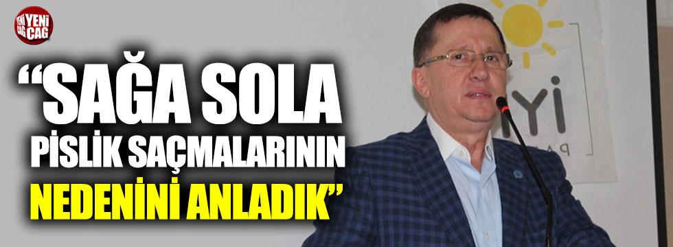 """Lütfü Türkkan: """"Sağa sola pislik saçmalarının nedenini anladık"""""""
