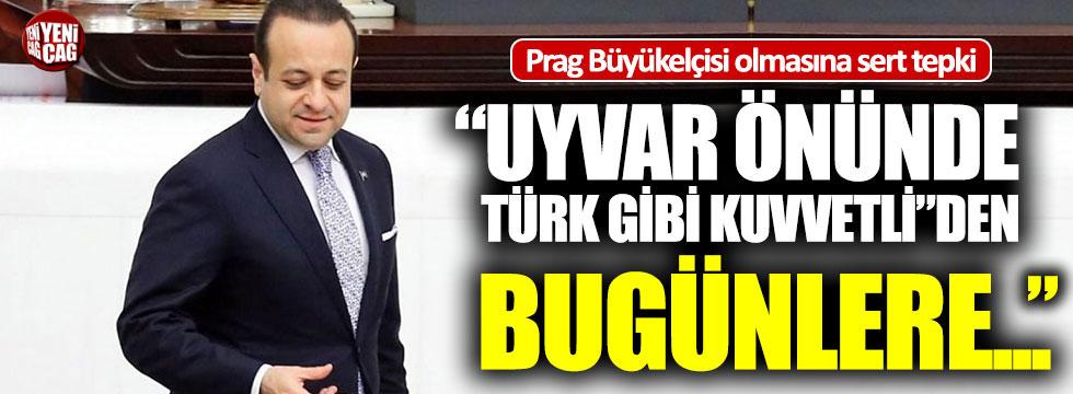 İYİ Partili Ağıralioğlu'ndan Bağış'ın atanmasına tepki
