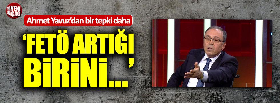 "Ahmet Yavuz'dan Nagehan Alçı'ya: ""FETÖ artığı!"""
