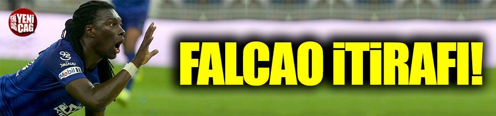 Bafetimbi Gomis'ten Radamel Falcao itirafı