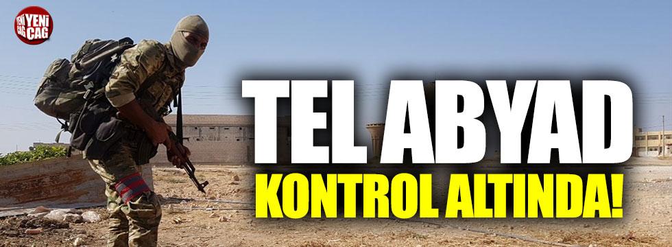 Tel Abyad kontrol altında