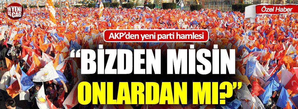 AKP'de, istifaları önlemek için üst düzey isimler görevlendirildi