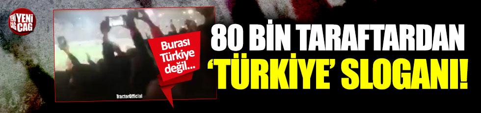 Güney Azerbaycan'dan Türkiye'ye selam