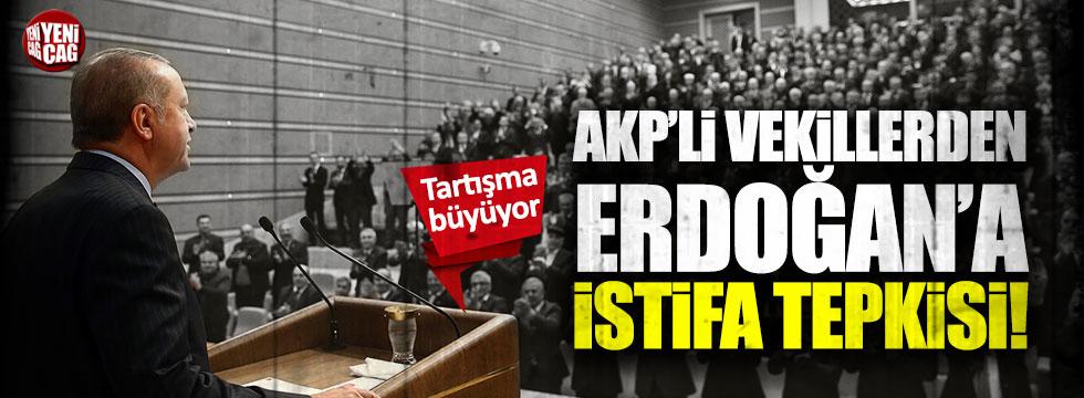 Mustafa Yeneroğlu'nun istifası partide huzursuzluk yarattı