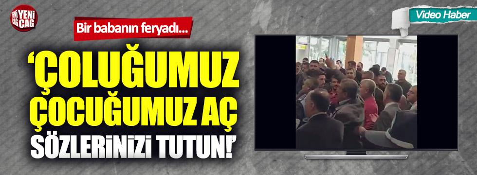 Servis şoförleri Kayseri Belediyesi'ne isyan etti