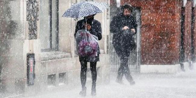 Meteoroloji tarih verdi: Yağış geliyor