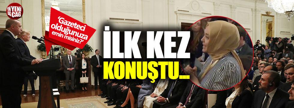 Hilal Kaplan ABD ziyaretinin ardından konuştu