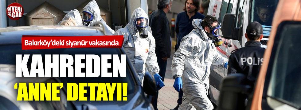 Siyanür kabusu: Bakırköy'de 1'i çocuk 3 kişi evlerinde ölü bulundu
