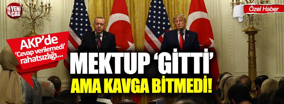 """AKP'de mektup rahatsızlığı: """"Cevap verilemedi!"""""""