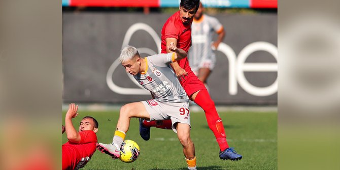 Galatasaray, rahat kazandı