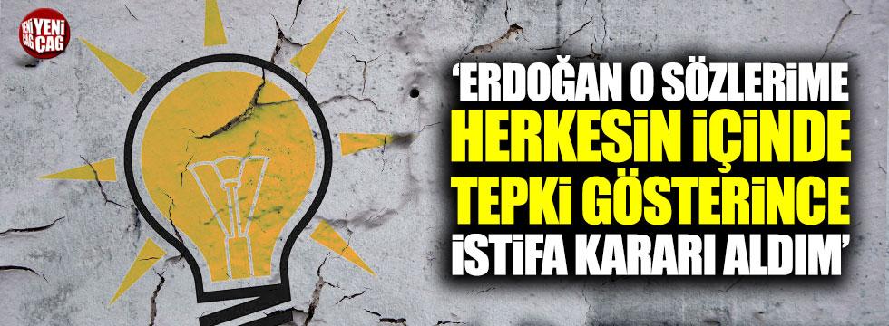 Mustafa Yeneroğlu AKP'den istifasını anlattı