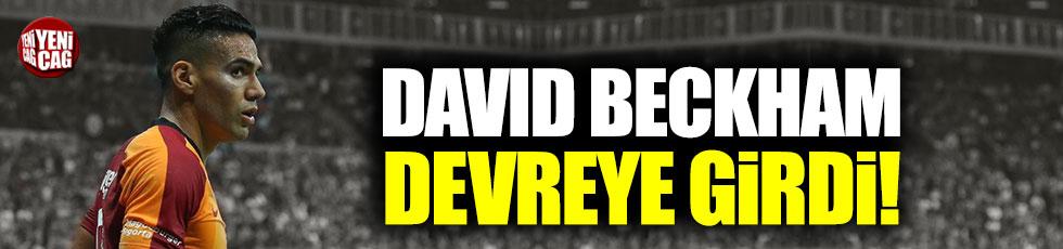 Falcao, David Beckham'ın takımı Inter Miami'ye transfer olacak mı?
