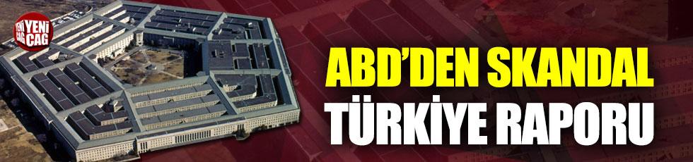 ABD'den skandal Türkiye raporu