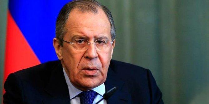 Lavrov: Türkiye ile her konuda anlaşamayız!