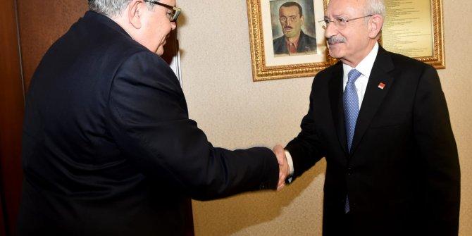 Rus Büyükelçi'den Kılıçdaroğlu'na ziyaret