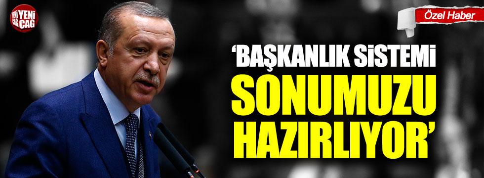 """""""Başkanlık sistemi AKP'nin sonunu hazırlıyor"""""""