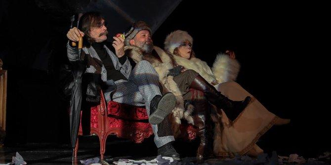 İmkansız aşkın öyküsü 'Nina' İstanbul'da seyirciyle buluştu
