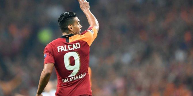 Falcao'dan sakatlık açıklaması