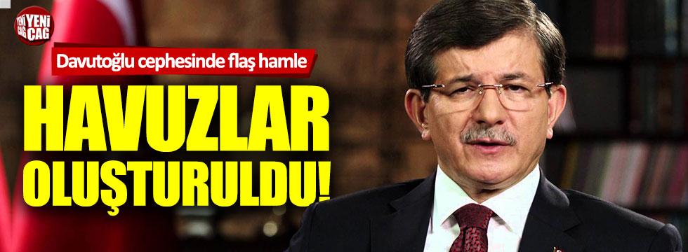 Ahmet Davutoğlu cephesinde yeni gelişme!