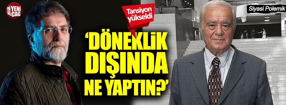 """Rahmi Turan'dan Ahmet Hakan'a: """"Döneklikten başka ne yaptın?"""""""