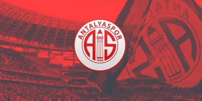 Antalyaspor'dan TFF'ye PFDK tepkisi