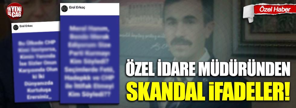 Kamu görevlisi, CHP ve İYİ Parti'ye hakaret yağdırdı!