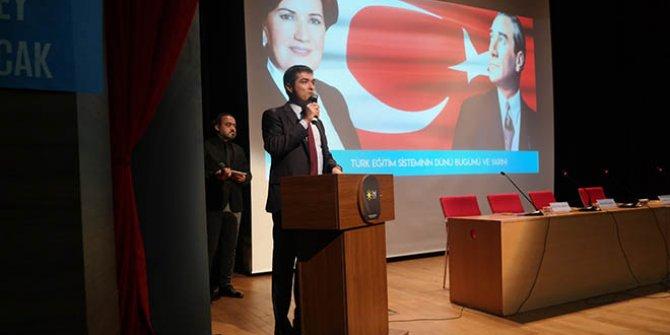 İYİ Parti'den eğitim paneli