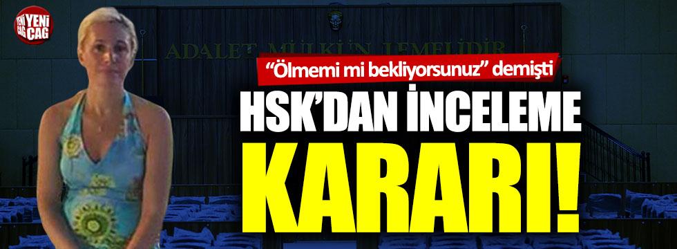 HSK'dan Ayşe Tuba Arslan için inceleme