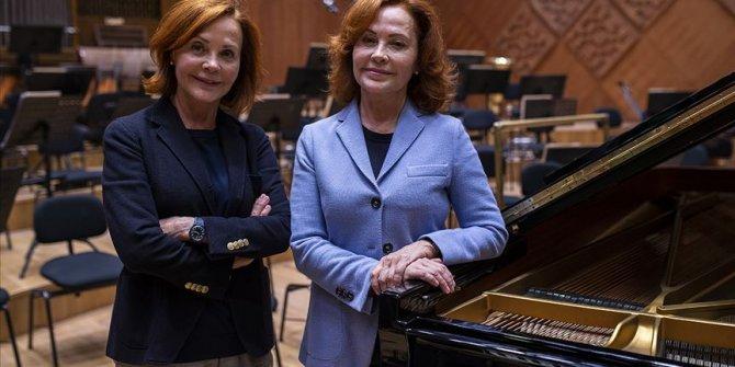 Piyanist Pekinel kardeşler Uluslararası Klasik Müzik Ödülleri'ne aday!