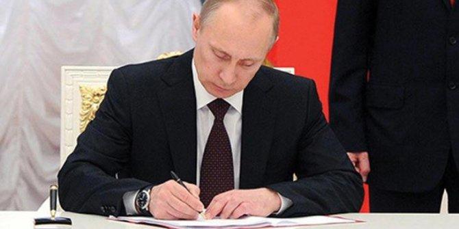 Putin onayladı... Artık satışı yasak