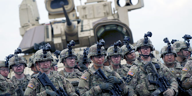 ABD'den askeri yardım kararı