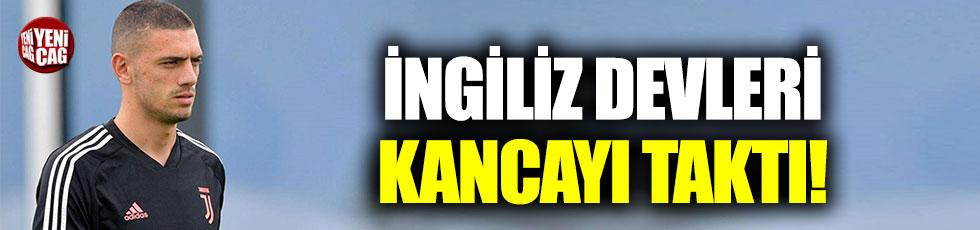 Merih Demiral'a Premier Lig kancası!