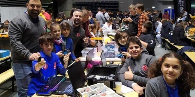 Kadıköy BİLSEM'li çocuklardan dünya şampiyonluğu!