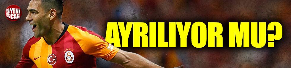 Radamel Falcao Galatasaray'dan ayrılıyor mu?