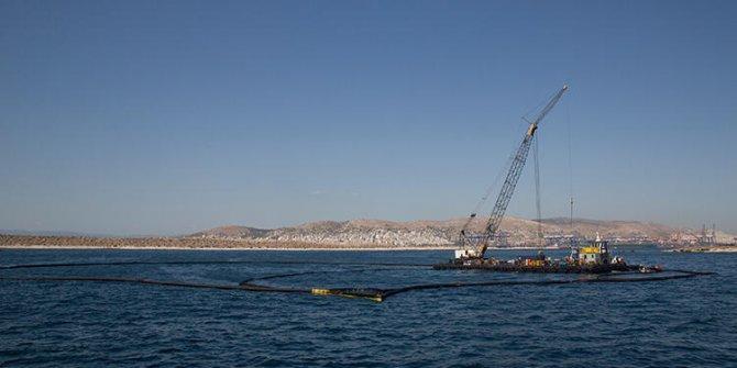 Yunan gemisine saldırı