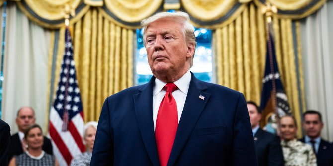 Danimarka'daki NATO konferansına Trump engeli