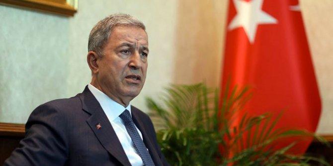 Akar ve TSK komuta kademesi Azerbaycan'da