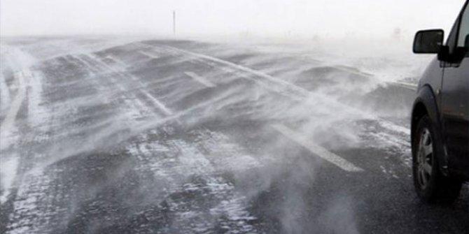 Meteoroloji'den çok kuvvetli buzlanma uyarısı!