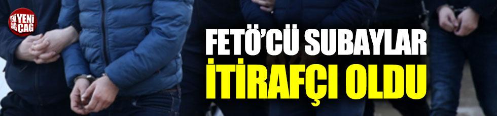 FETÖ'cü subaylar itirafçı oldu