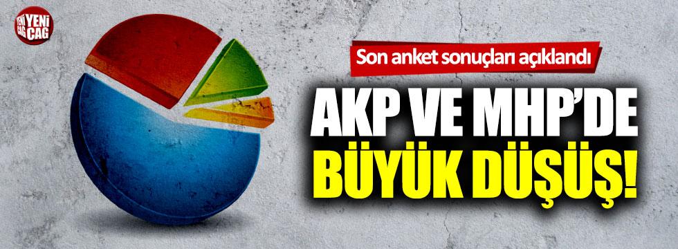 Son anket sonuçları açıklandı! AK Parti, MHP, Babacan, Davutoğlu...