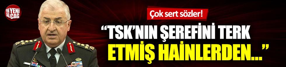 Orgeneral Yaşar Güler'den çok sert FETÖ açıklaması