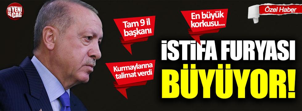 Tayyip Erdoğan'ın en büyük korkusu: İstifalar ve anket sonuçları