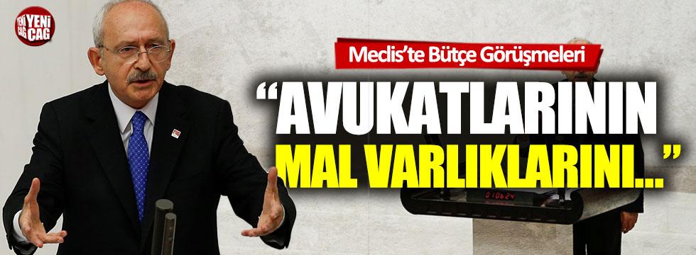 """Kemal Kılıçdaroğlu: """"Erdoğan'ın avukatlarının..."""""""