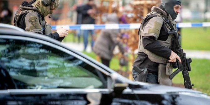 Avrupa'da hastaneye saldırı