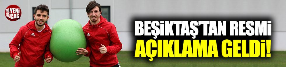 Beşiktaş'tan Mert Hakan ve Emre Kılınç açıklaması