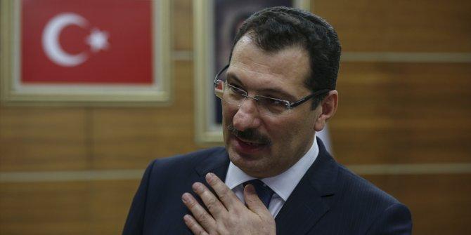 """AKP'li Ali İhsan Yavuz'dan """"Arabuluculuk sınavı"""" açıklaması:"""